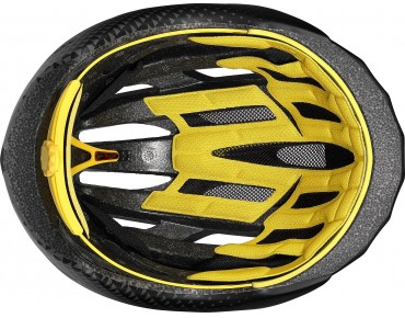 MAVIC KSYRIUM PRO helmet black/yellow