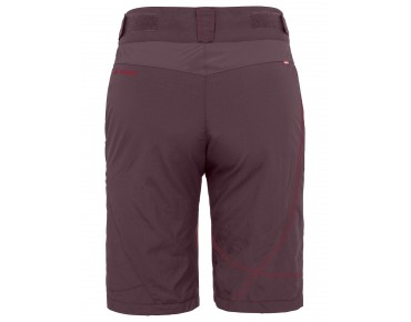 VAUDE TAMARO Damen Shorts raisin