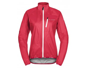 VAUDE DROP JACKET III Damen Regenjacke strawberry