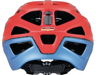 ALPINA MYTHOS 3.0 LE MTB Helm red/blue