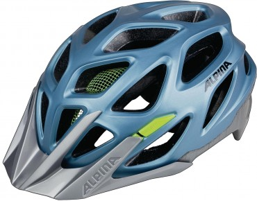 ALPINA MYTHOS 3.0 LE MTB Helm blue metallic/neon