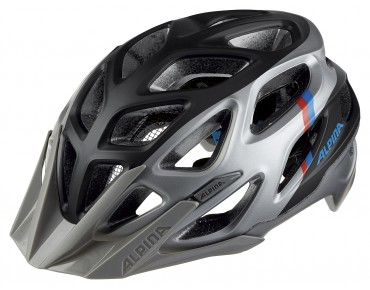 ALPINA MYTHOS 3.0 LE MTB Helm darksilver/blue/red