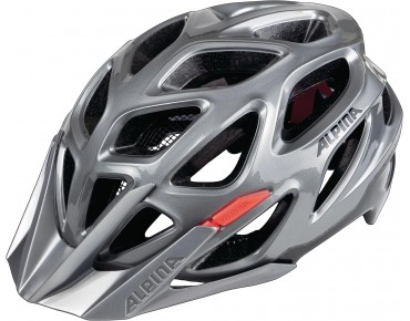 ALPINA MYTHOS 3.0 MTB helmet darksilver/black/red