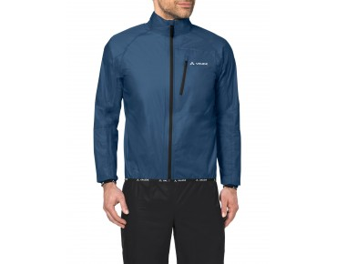 VAUDE DROP JACKET III all-weather jacket fjord blue