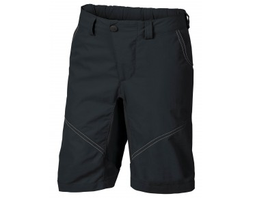 VAUDE GRODY SHORTS IV kids' cycling shorts black
