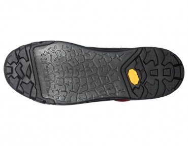 VAUDE MOAB AM flat pedal shoes phantom black