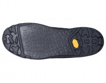 VAUDE MOAB LOW AM flat pedal shoes eclipse