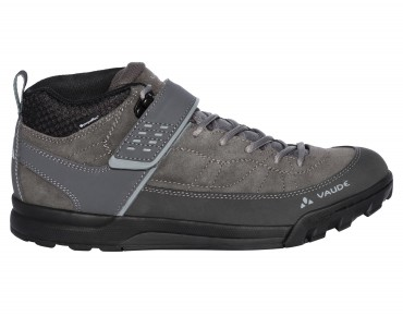 VAUDE MOAB MID STX AM flat pedal shoes iron