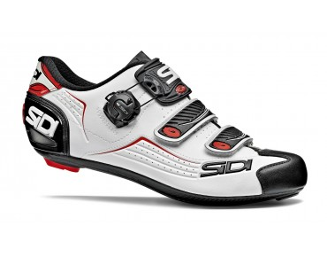 SIDI ALBA raceschoenen white/black/red
