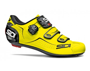 SIDI ALBA road shoes yellow fluo/black