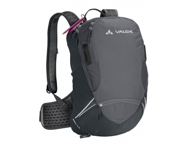 VAUDE ROOMY 12 + 3 women's backpack phantom black