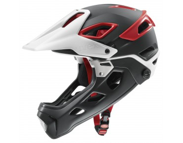 uvex jakkyl hde Helm red/black mat