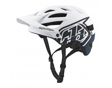 Troy Lee Designs A1 MTB helmet DRONE white/gray