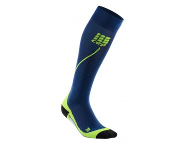 cep RUN 2.0 compression socks deep ocean/green