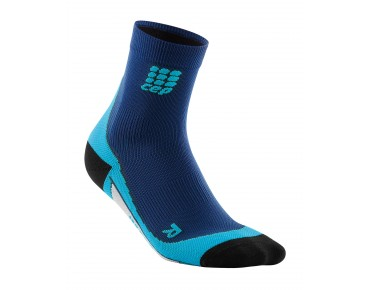 cep SHORT women's socks deep ocean/hawaii blue