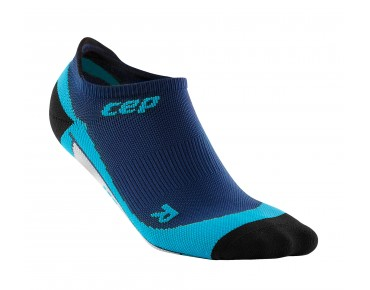 cep NO SHOW women's socks deep ocean/hawaii blue