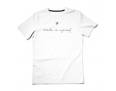 ASSOS MADE IN CYCLING t-shirt white