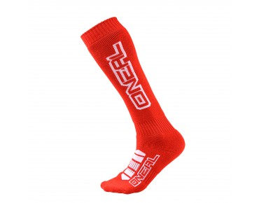 O´NEAL MX PRO SOCKS CORP red