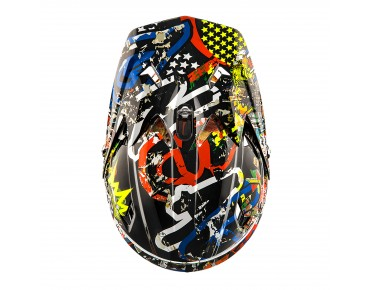 O´NEAL BACKFLIP RL II full visor - casco RANCID