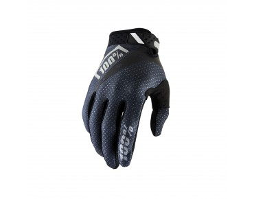 100% RIDEFIT gloves black