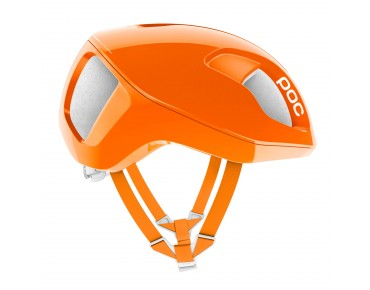 POC Ventral SPIN helm zink orange