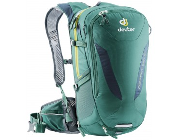 deuter COMPACT EXP 12 - zaino alpine green/midnight