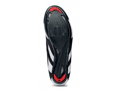 NORTHWAVE SONIC 2 PLUS road shoes black/white/red