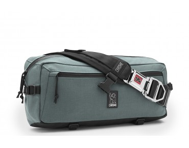 CHROME KADET NYLON Messengerbag Mirkwood/Black