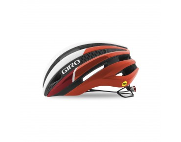 GIRO SYNTHE road helmet matte white red