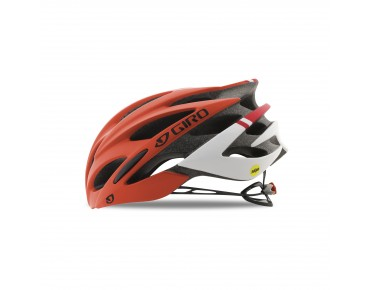 GIRO SAVANT road helmet with MIPS matte dark red