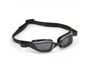 MP Michael Phelps XCEED swimming goggles grey-black/grey lens