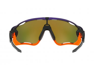 OAKLEY JAWBREAKER sports glasses purple pop fade w/prizm ruby