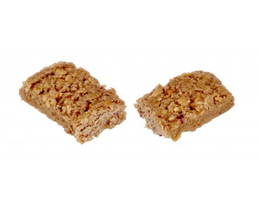 Mulebar Natural Tasty energy bar 40g Peanut Punch: peanut/raspberry