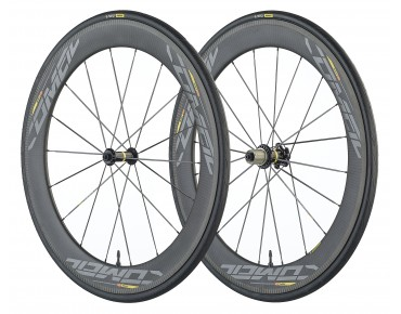 "MAVIC Comete Pro Carbon SL UST WTS 28""/700 C road wheels carbon"