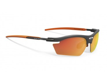 RUDY PROJECT RYDON glasses graphite/polar 3FX HDR multilaser orange