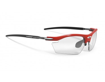 RUDY PROJECT RYDON - occhiali fire red gloss/impactX photochromic 2 black
