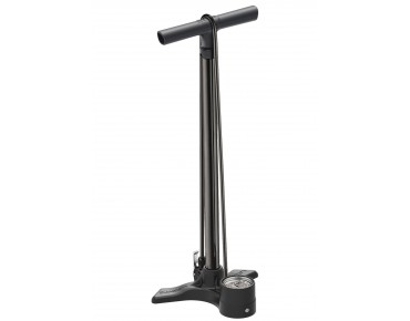 Lezyne Macro Floor Drive DV bicycle floor pump 15 bars black