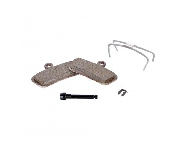 SRAM Trail/Guide disc brake pads organic/aluminium