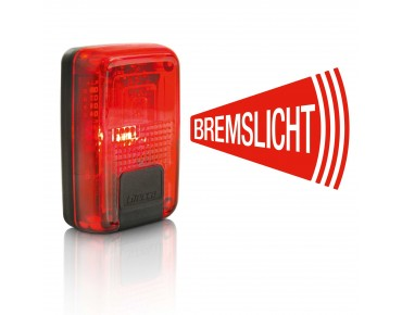 Litecco G-Ray battery rear light with brake light