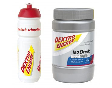 Dextro Energy Iso Drink Setangebot red-berry
