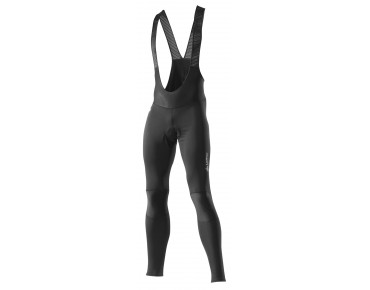 Löffler GORE WINDSTOPPER SOFTSHELL WARM thermal bib tights black