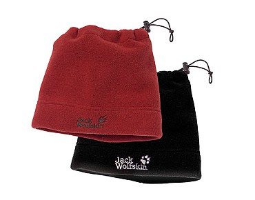 Jack Wolfskin MERCURY CAP burnt red