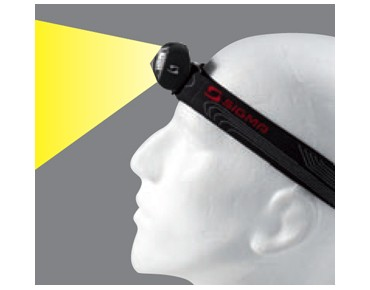 Sigma Headled LED headlamp