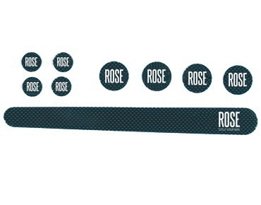 ROSE carbon stickers carbon look