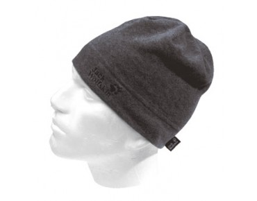 Jack Wolfskin REAL STUFF hat grey heather