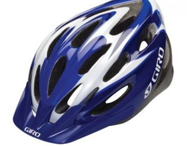 GIRO Sporthelm INDICATOR blue/white