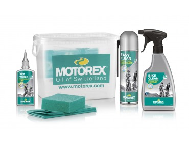 Motorex Bike - kit di pulizia
