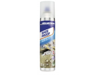 HOLMENKOL SHOE PROOF waterproofing spray for shoes