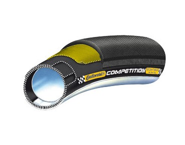 Continental Competition tubular tyre black/black