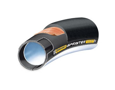 Continental Sprinter tubular tyre black/black